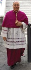 Pietro Lagnese vescovo di Ischia