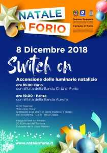 Natale a Forio Switch On