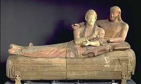 Il sarcofago degli sposi - Museo Nazionale Etrusco di Villa Giulia